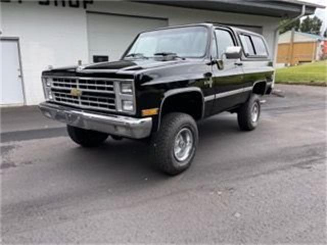 1985 Chevrolet Blazer (CC-1478484) for sale in Greensboro, North Carolina