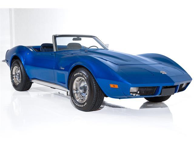 1973 Chevrolet Corvette (CC-1478488) for sale in Des Moines, Iowa