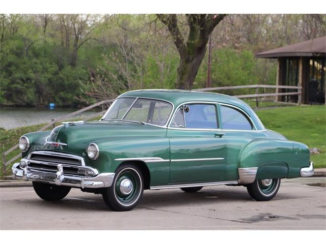 1951 Chevrolet Styleline (CC-1470849) for sale in Alsip, Illinois