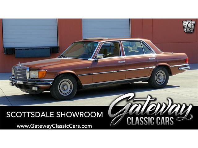 1977 Mercedes-Benz 450SEL (CC-1478500) for sale in O'Fallon, Illinois
