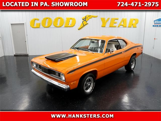 1972 Plymouth Duster (CC-1470851) for sale in Homer City, Pennsylvania