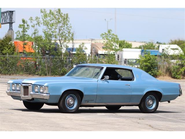 1969 Pontiac Grand Prix (CC-1470852) for sale in Alsip, Illinois