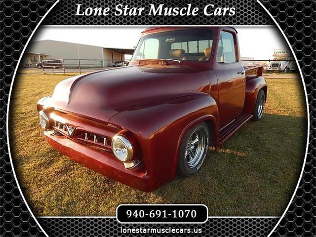 1953 Ford F1 (CC-1478532) for sale in Wichita Falls, Texas