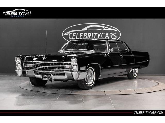 1967 Cadillac Sedan DeVille (CC-1478543) for sale in Las Vegas, Nevada