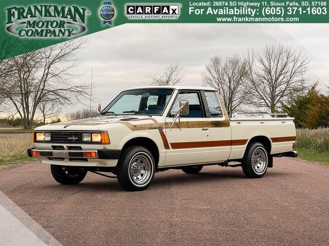 1981 Datsun Pickup (CC-1478556) for sale in Sioux Falls, South Dakota
