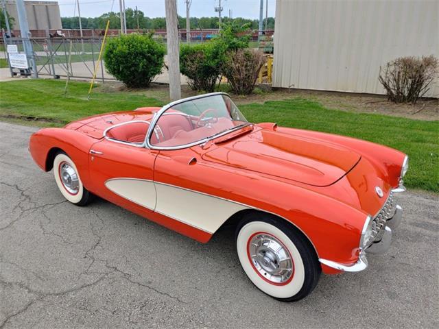 1957 Chevrolet Corvette (CC-1478572) for sale in N. Kansas City, Missouri