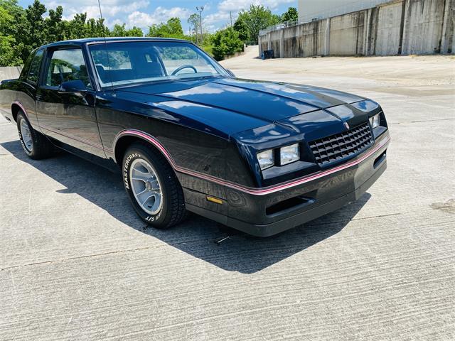 1986 Chevrolet Monte Carlo SS (CC-1478596) for sale in BRANSON, Missouri