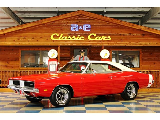 1969 Dodge Charger R/T (CC-1478597) for sale in New Braunfels , Texas