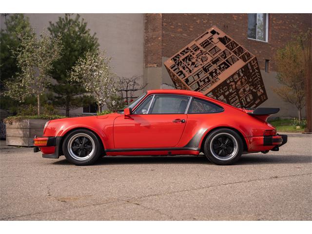 1979 Porsche 930 Turbo (CC-1478600) for sale in Pontiac , Michigan