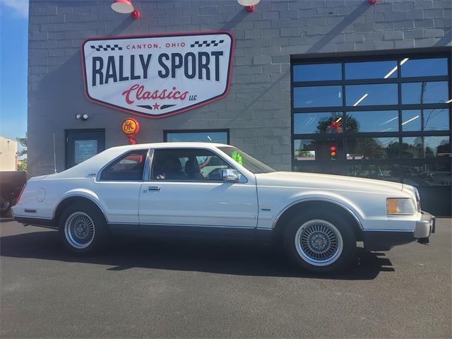 1988 Lincoln Mark VII (CC-1478605) for sale in Canton, Ohio