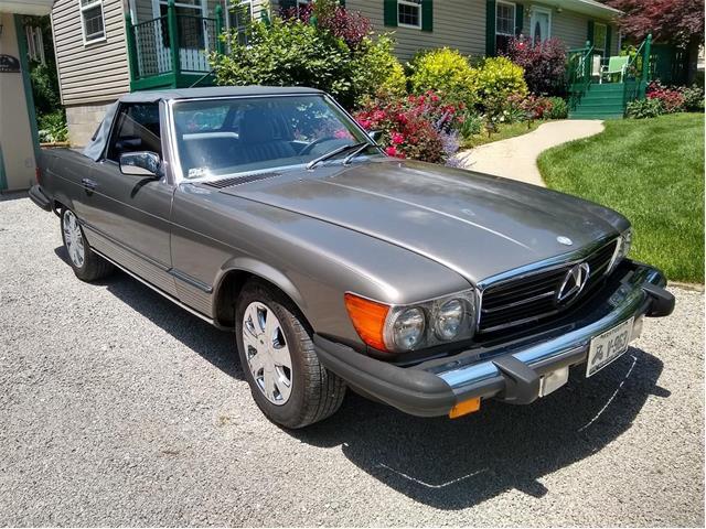 1985 Mercedes-Benz 380SL (CC-1478610) for sale in Nancy, Kentucky