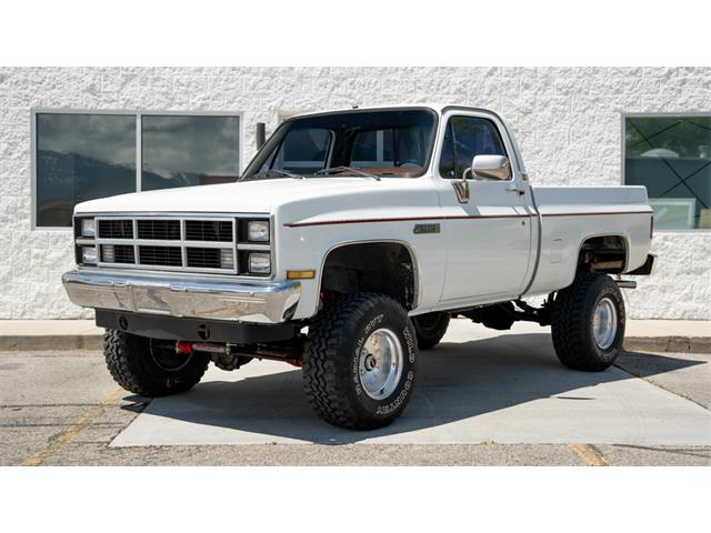 1984 GMC K1500 (CC-1478612) for sale in Salt Lake City, Utah