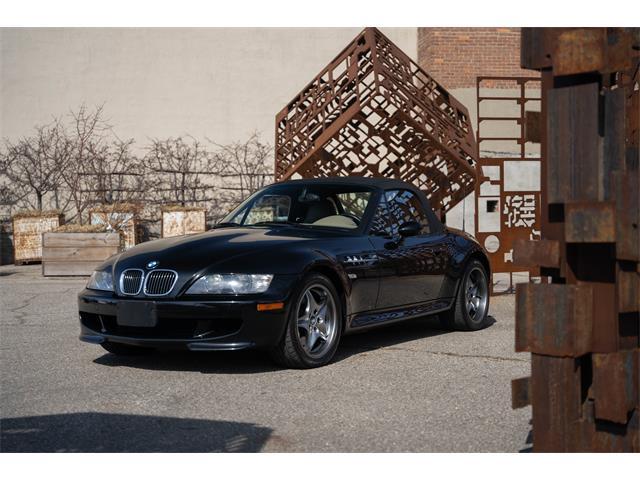 2002 BMW Z3 (CC-1478613) for sale in Pontiac , Michigan