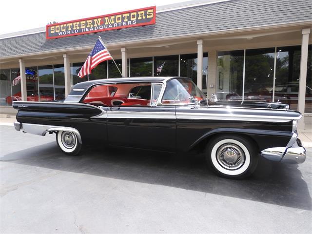 1959 Ford Fairlane 500 (CC-1478615) for sale in CLARKSTON, Michigan
