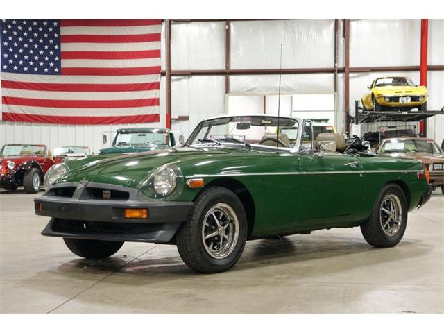 1979 MG MGB (CC-1478632) for sale in Kentwood, Michigan