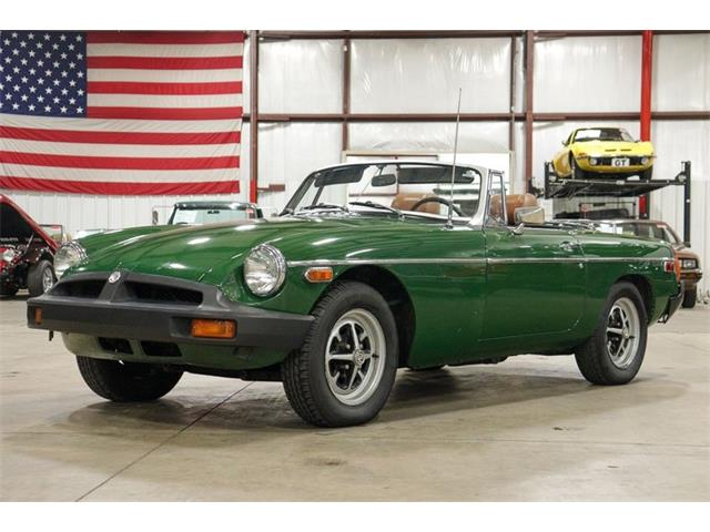 1976 MG MGB (CC-1478633) for sale in Kentwood, Michigan