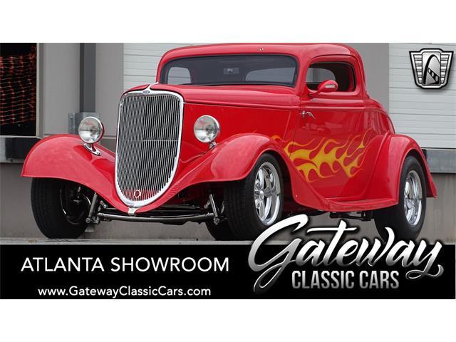 1933 Ford 3-Window Coupe (CC-1478644) for sale in O'Fallon, Illinois
