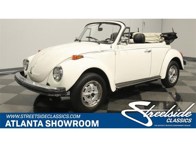 1979 Volkswagen Super Beetle (CC-1478645) for sale in Lithia Springs, Georgia