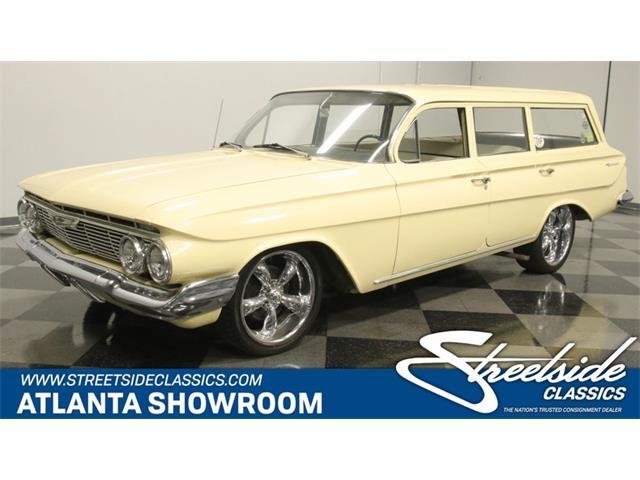 1961 Chevrolet Brookwood (CC-1478649) for sale in Lithia Springs, Georgia
