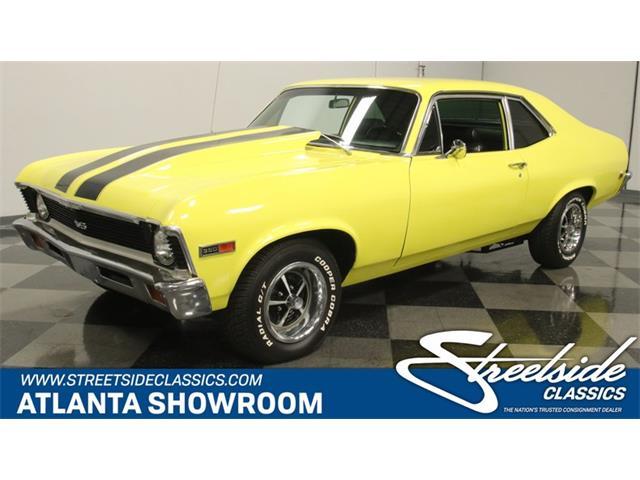 1969 Chevrolet Nova (CC-1478656) for sale in Lithia Springs, Georgia