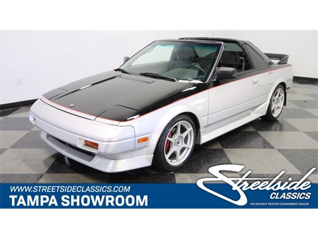 1988 Toyota MR2 (CC-1478664) for sale in Lutz, Florida