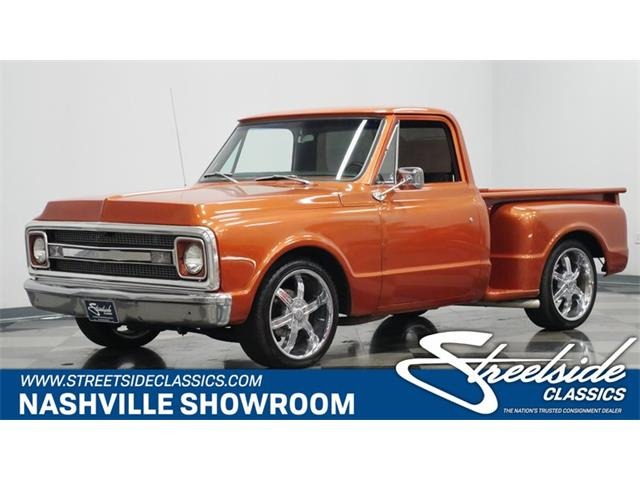 1969 Chevrolet C10 (CC-1478669) for sale in Lavergne, Tennessee