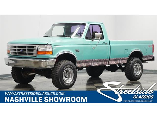 1995 Ford F150 (CC-1478675) for sale in Lavergne, Tennessee