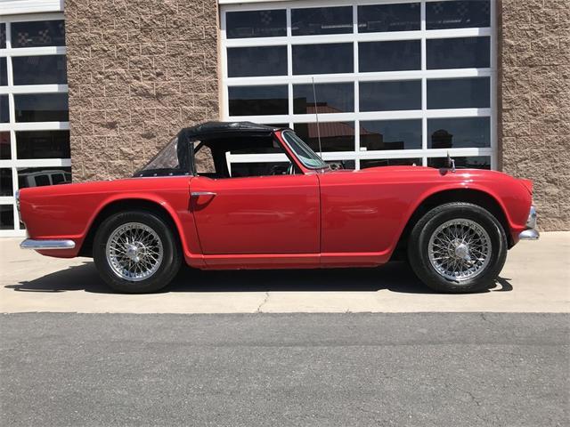 1964 Triumph TR4 (CC-1470868) for sale in Henderson, Nevada