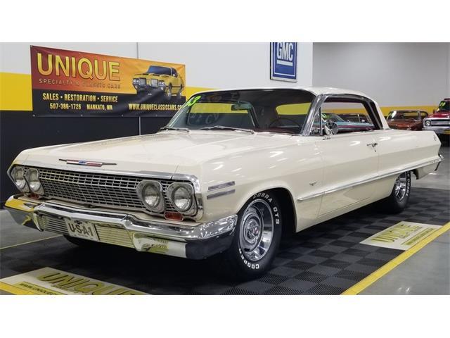 1963 Chevrolet Impala (CC-1478688) for sale in Mankato, Minnesota