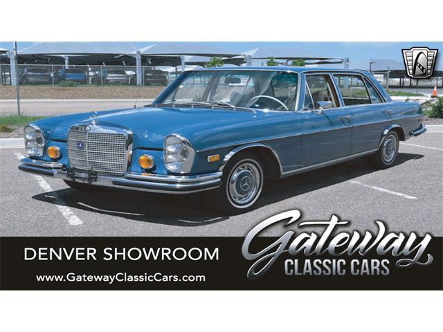 1972 Mercedes-Benz 280SEL (CC-1478690) for sale in O'Fallon, Illinois