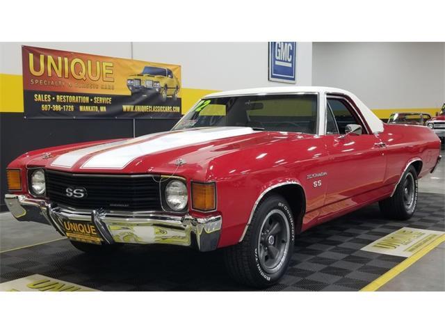 1972 Chevrolet El Camino (CC-1478696) for sale in Mankato, Minnesota