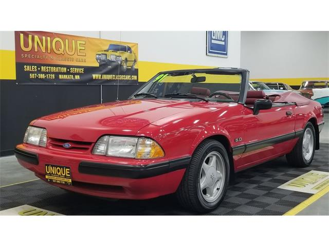 1991 Ford Mustang (CC-1478697) for sale in Mankato, Minnesota