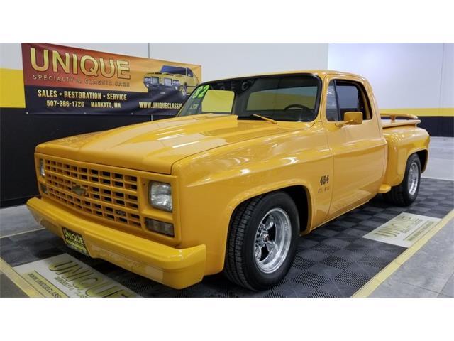 1982 Chevrolet C10 (CC-1478703) for sale in Mankato, Minnesota