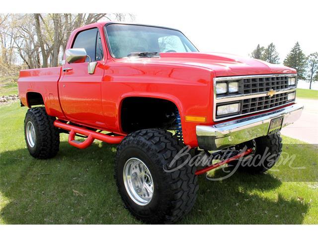 1987 Chevrolet K-10 (CC-1478713) for sale in Las Vegas, Nevada