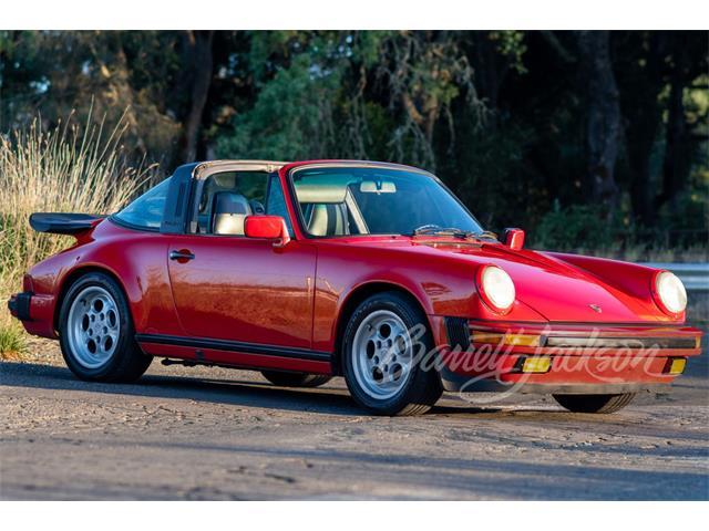 1987 Porsche 911 Carrera (CC-1478716) for sale in Las Vegas, Nevada