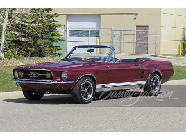 1967 Ford Mustang GT (CC-1478718) for sale in Las Vegas, Nevada