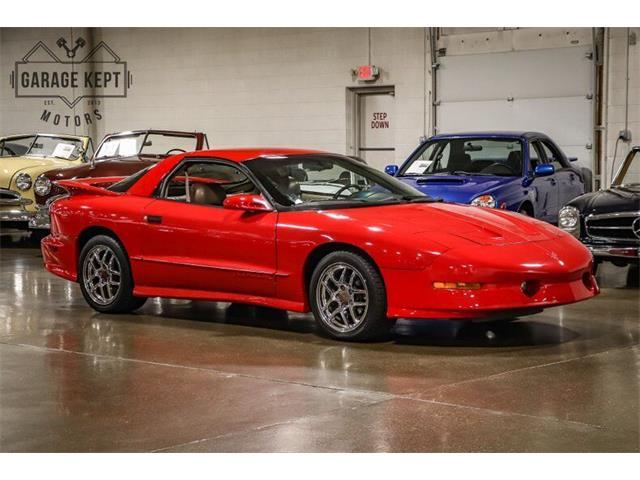 1995 Pontiac Firebird (CC-1478724) for sale in Grand Rapids, Michigan