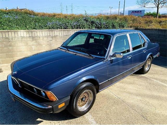 1978 BMW 7 Series (CC-1478731) for sale in Cadillac, Michigan