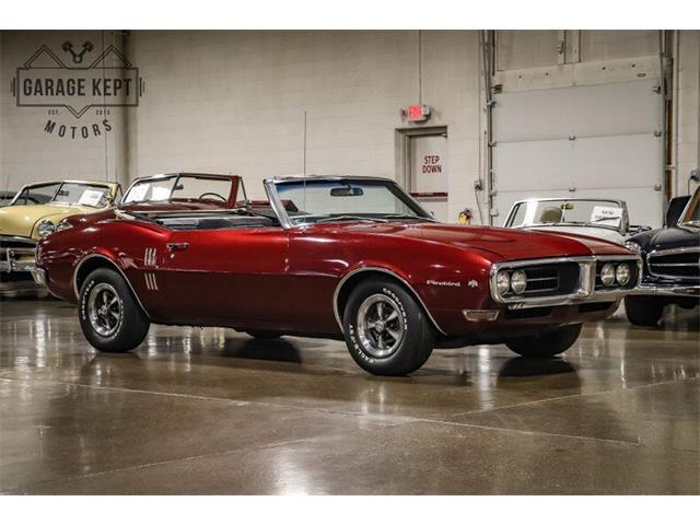1968 Pontiac Firebird (CC-1478738) for sale in Grand Rapids, Michigan