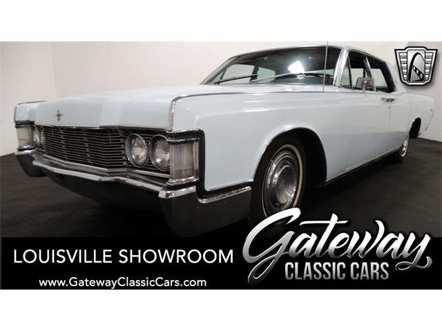 1968 Lincoln Continental (CC-1470874) for sale in O'Fallon, Illinois