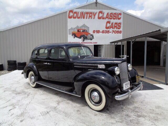 1939 Packard Six (CC-1478744) for sale in Staunton, Illinois