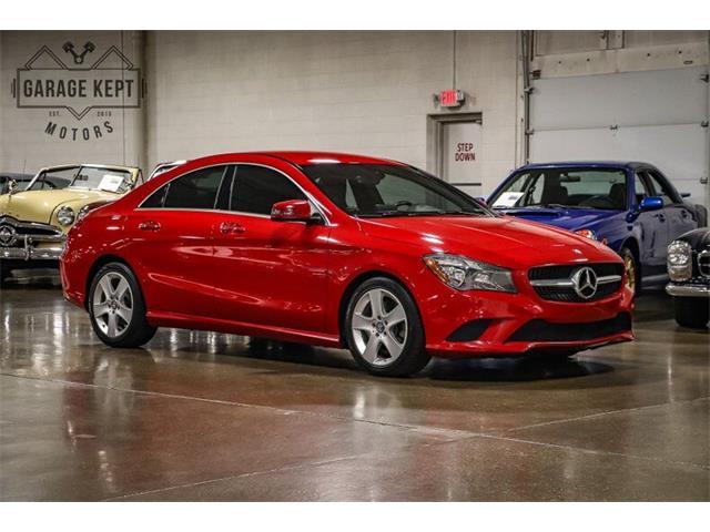 2015 Mercedes-Benz CLA (CC-1478746) for sale in Grand Rapids, Michigan