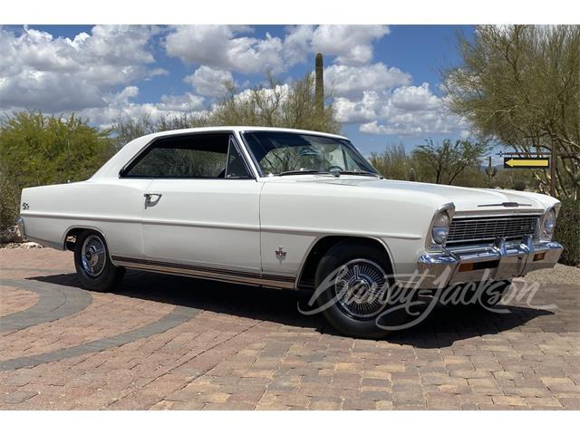 1966 Chevrolet Nova SS (CC-1478750) for sale in Las Vegas, Nevada