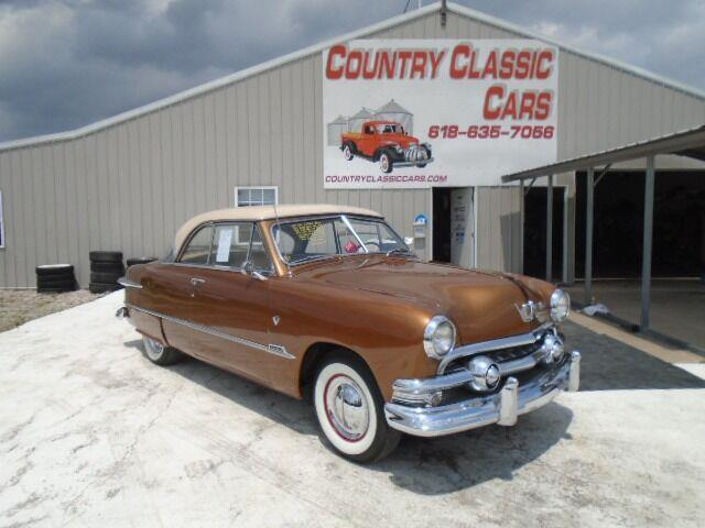 1951 Ford Victoria (CC-1478751) for sale in Staunton, Illinois