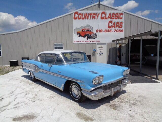 1958 Pontiac Star Chief (CC-1478754) for sale in Staunton, Illinois
