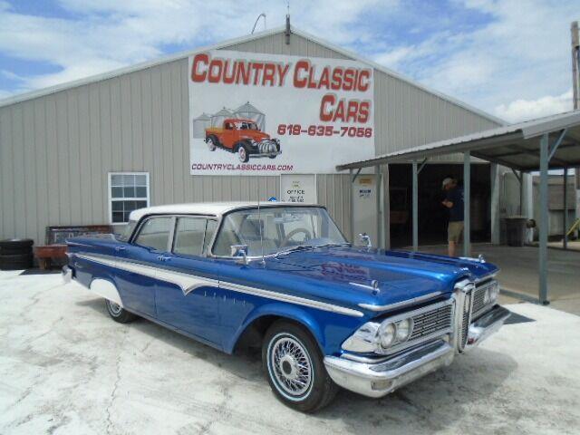 1959 Edsel Ranger (CC-1478756) for sale in Staunton, Illinois