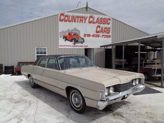 1968 Mercury Park Lane (CC-1478757) for sale in Staunton, Illinois