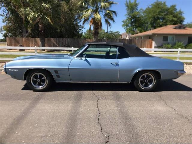 1969 Pontiac Firebird (CC-1478760) for sale in Cadillac, Michigan