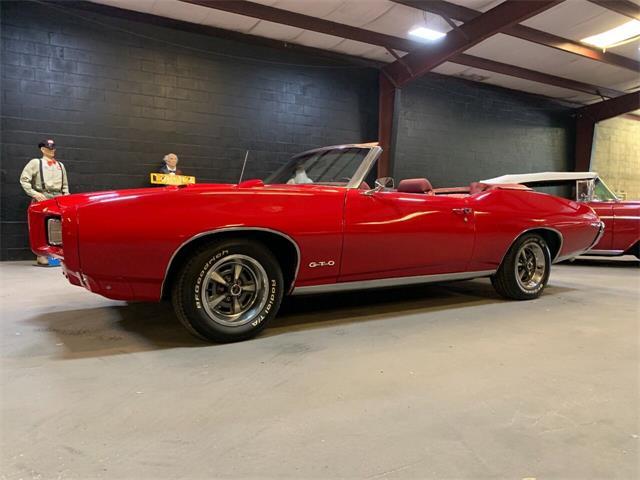 1969 Pontiac GTO (CC-1470878) for sale in Sarasota, Florida