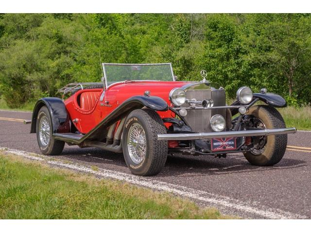 1968 Excalibur 2-Dr SS Roadster (CC-1478781) for sale in St. Louis, Missouri
